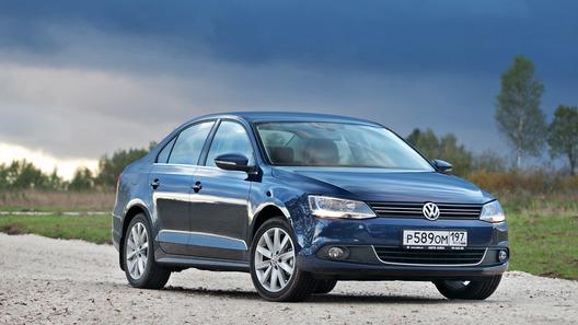 Volkswagen Jetta: пришел, увидел, победил