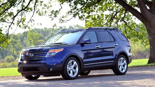 Сборка Ford Explorer начнется в России в 2012 году