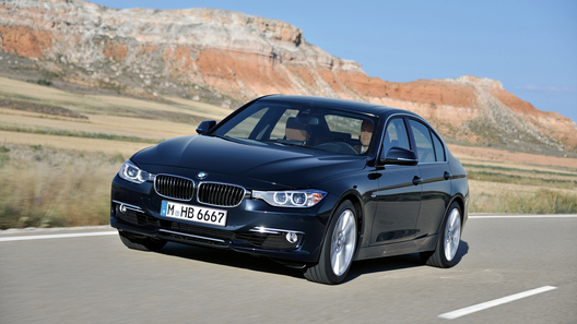 Гибрид BMW 3 серии оснастили