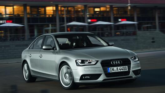 Audi обновила все семейство A4