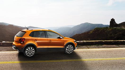 Volkswagen CrossPolo выходит на российский рынок