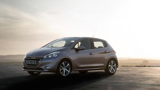 Рассекречена внешность нового Peugeot 208