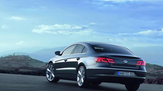 Volkswagen обновил модель Passat CC