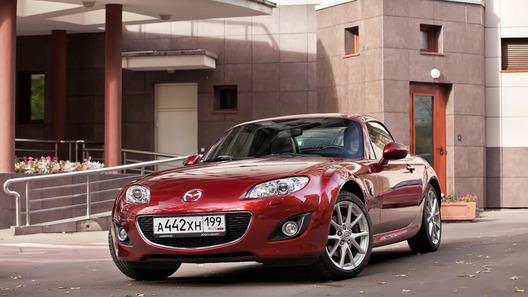 Mazda MX-5: часть 3 (2705 км)