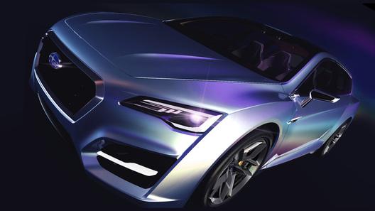 Subaru покажет в Токио серийный BRZ и концептуальный Tourer