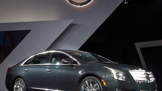 Cadillac показал новый флагман – седан XTS