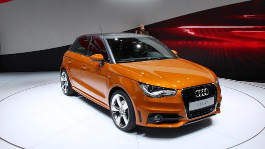 Audi объявил российские цены на A1 Sportback