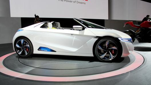 Honda показала в Токио автомобили будущего
