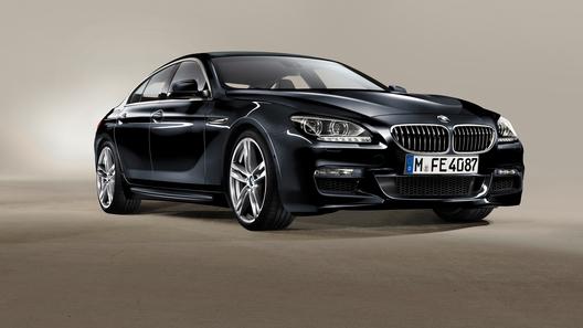 BMW 6 Series Gran Coupe получило М-пакет