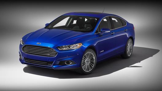 Ford показал в США следующее поколение Mondeo