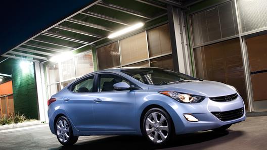 Автомобилем года в США стал Hyundai Elantra