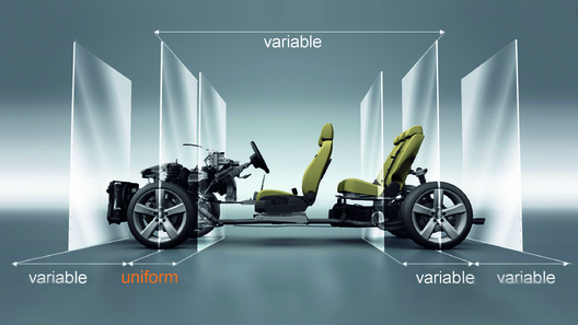 Volkswagen презентовал новую модульную архитектуру