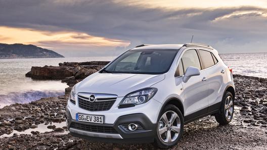 Opel покажет в Женеве кроссовер Mokka и