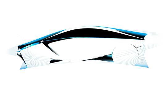 Toyota привезет в Женеву прототип дешевого гибрида