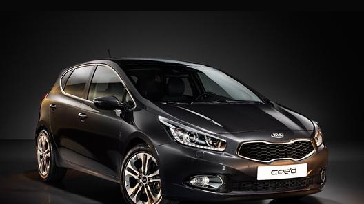 Kia привезет новый cee'd на автосалон в Женеву