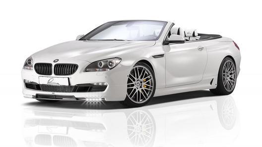 В Lumma Design снова потрудились над BMW 6 Series