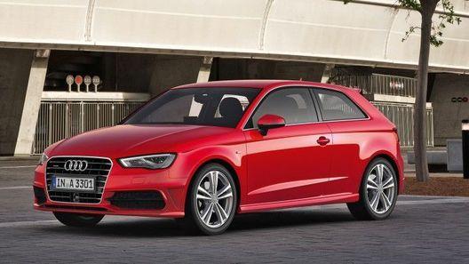 Третье поколение Audi A3 показали в Женеве