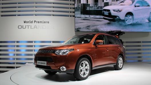 Сборка нового Mitsubishi Outlander начнется в России осенью