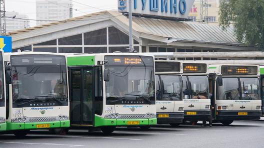 Проезд в столичных автобусах можно будет оплатить смартфоном