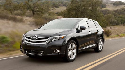 Toyota Venza: сегодня - первый тест-драйв