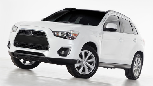 Mitsubishi начнет сборку обновленного ASX в США