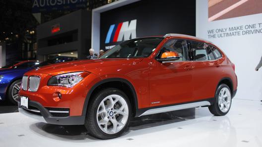 BMW в Нью-Йорке: компактный кроссовер и