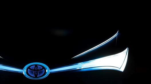 Toyota анонсировала таинственный концепт