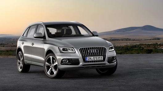 Рассекречена внешность Audi Q5 после рестайлинга