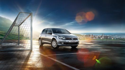Volkswagen привез в Россию еще одну спецверсию