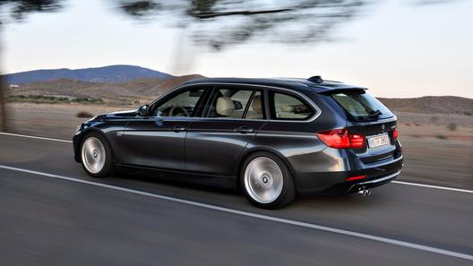 BMW представил универсал 3 Series и трехдверную