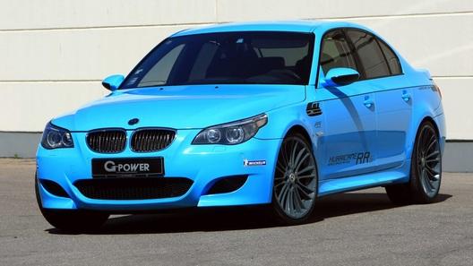 Построена самая мощная BMW M5