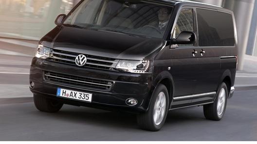 Volkswagen приспособил минивэн Caravelle для бизнеса