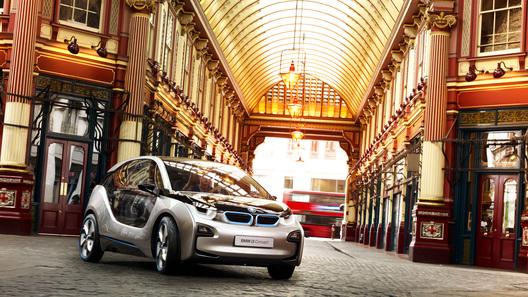 BMW представил обновленный концепт i3 и электровелосипед