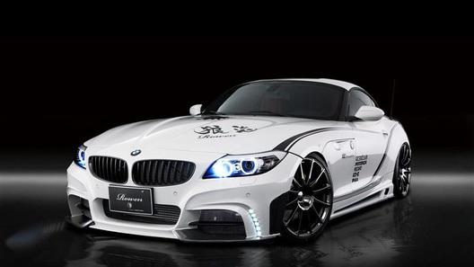Из BMW Z4 воспитали японского
