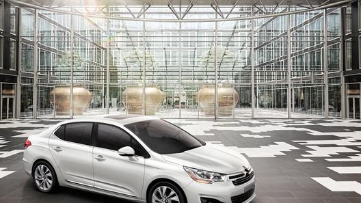 Сборка седана Citroen C4 начнется в Калуге в середине года