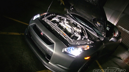 Тысячесильный Nissan GT-R