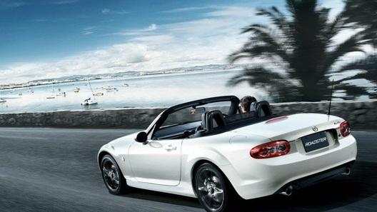 Рестайлинг Mazda MX-5 подтвержден официально