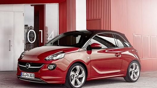 Официально представлен новейший компакт Opel Adam