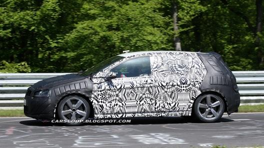 Производство седьмого поколения VW Golf начнется в августе