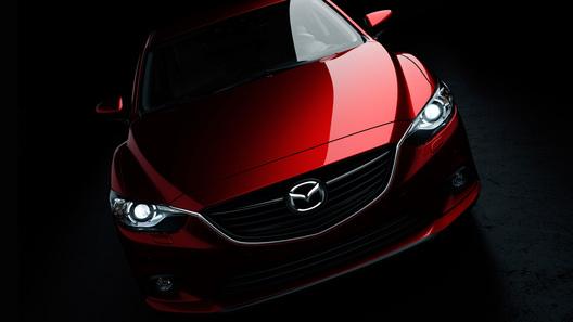 Мировая премьера нового поколения Mazda6 пройдет в Москве