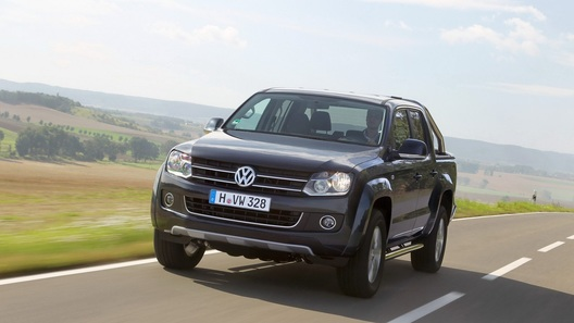 Обновленный Volkswagen Amarok будет стоить в России от 995 600 рублей