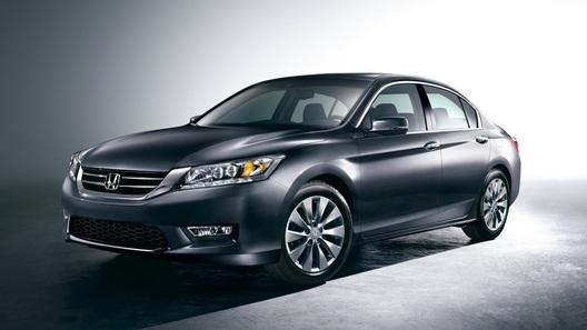 Представлен новый Honda Accord в версии для США