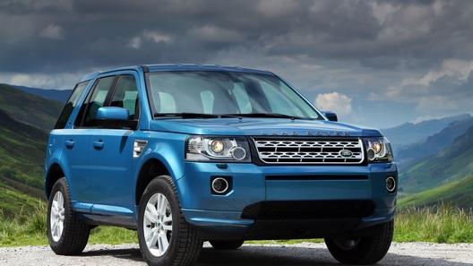 Land Rover представит в Москве обновленный Freelander 2