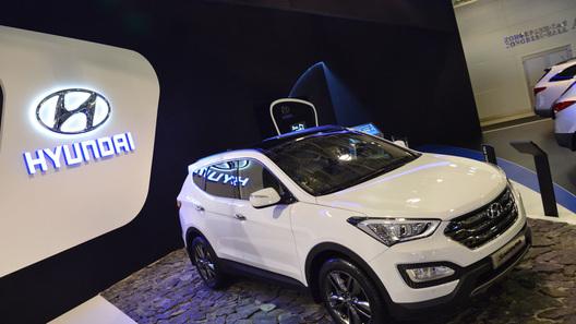 Состоялась европейская премьера Hyundai Santa Fe