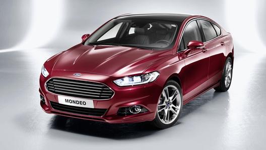 Европейский Ford Mondeo появится в конце года