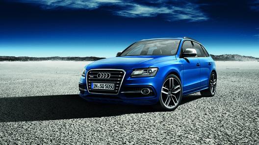 Audi везет в Париж эксклюзивную версию SQ5 за 92 тысячи евро