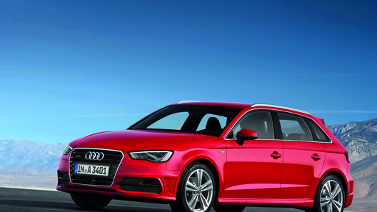 Audi представил пятидверный А3 Sportback