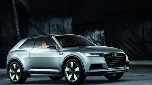 Audi отказывается от спорткара в пользу кроссовера