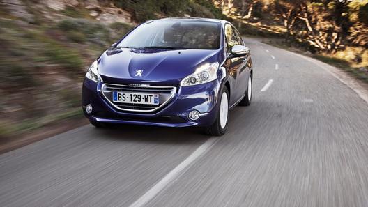 Российские продажи Peugeot 208 стартуют 10 января