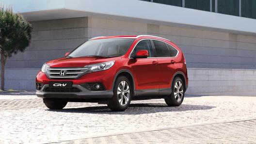 Honda объявила цены на самый мощный CR-V